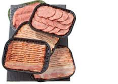 Vleeswaren vers van het mes