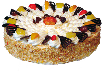 slachroom taart slagroom taart 6st | Richard van der Maar slachroom taart